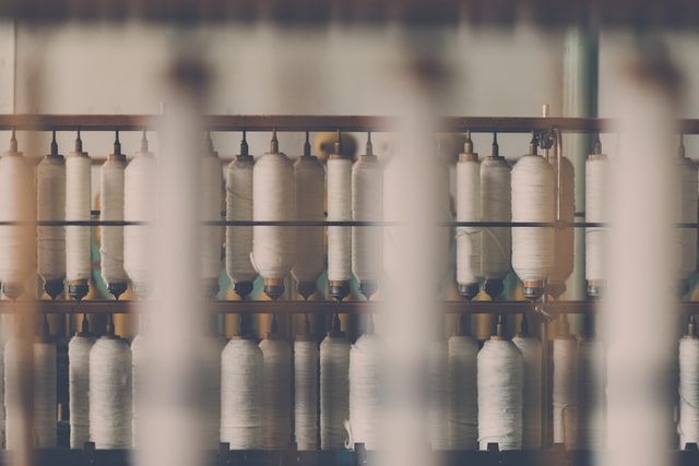 Are the benefits of organic cotton worth it?-White Cotton Threads Spools.