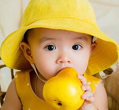 Best baby sun hat-Baby-With-Bucket-hat