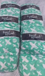 Rascal Friends nappies review-Stack of Rascal Friends nappies