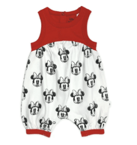 Finn Emma baby clothes-Disney collection romper