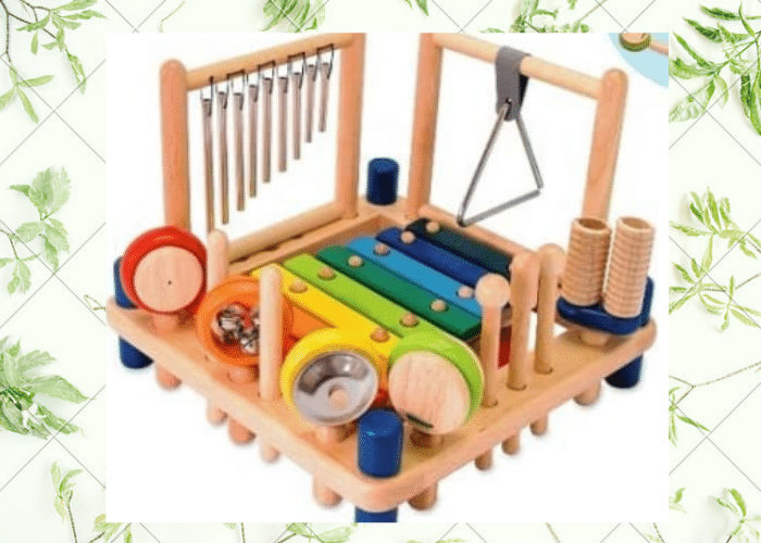 The best toys infants and toddlers can enjoy safely-Musical Eco Toys