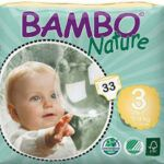 Bulk nappies in Australia-Pack of bambo Nature Eco nappies