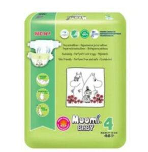 Biodegradable nappies in Australia-Pack of Muumi Eco nappies