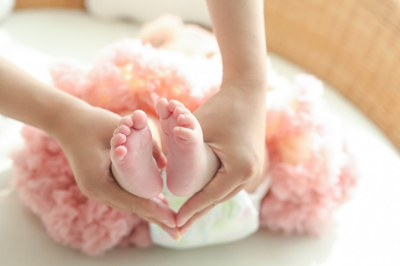 Is purchasing eco-disposables as Is purchasing eco disposables as bulk nappies in Australia worth it?--baby in pink tutu and nappy
