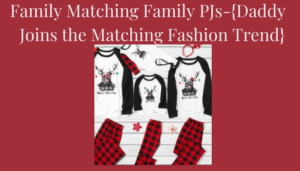 Family Matching Christmas Pjs-Family Matching Christmas PJs.
