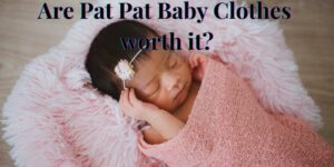 Are Pat Pat baby clothes worth it?-Newborn swaddled in pink blanket.