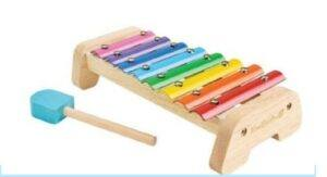 The best toys infants and toddlers can enjoy safely-Non-Toxic baby xylophone
