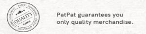 Pat Pat baby clothes-Quality logo Pat Pat