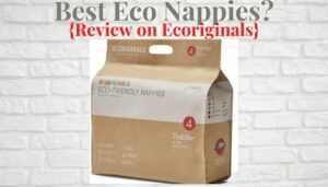 Best Eco nappies-Pack of Ecoriginals size 4