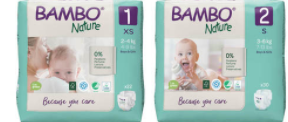 Biodegradable nappies in Australia-newborn Bamboo nappies