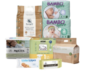 Best Eco friendly nappies-Eco nappies trial pack