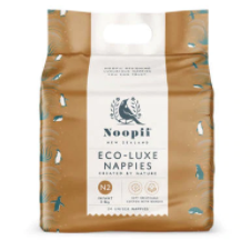 Biodegradable nappies in Australia-Newborn eco nappies from Noopii