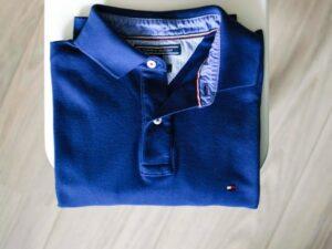 Is Ralph Lauren better than Tommy Hilfiger?-Tommy Hilfiger Polo shirt.